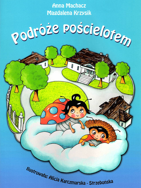 Okładka książki Podróże pościelotem